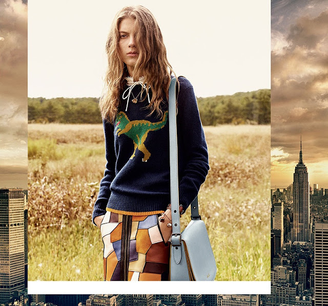 Coach Spring/Summer 2016 Campaign
