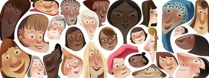 Hari Wanita Sedunia (Google)