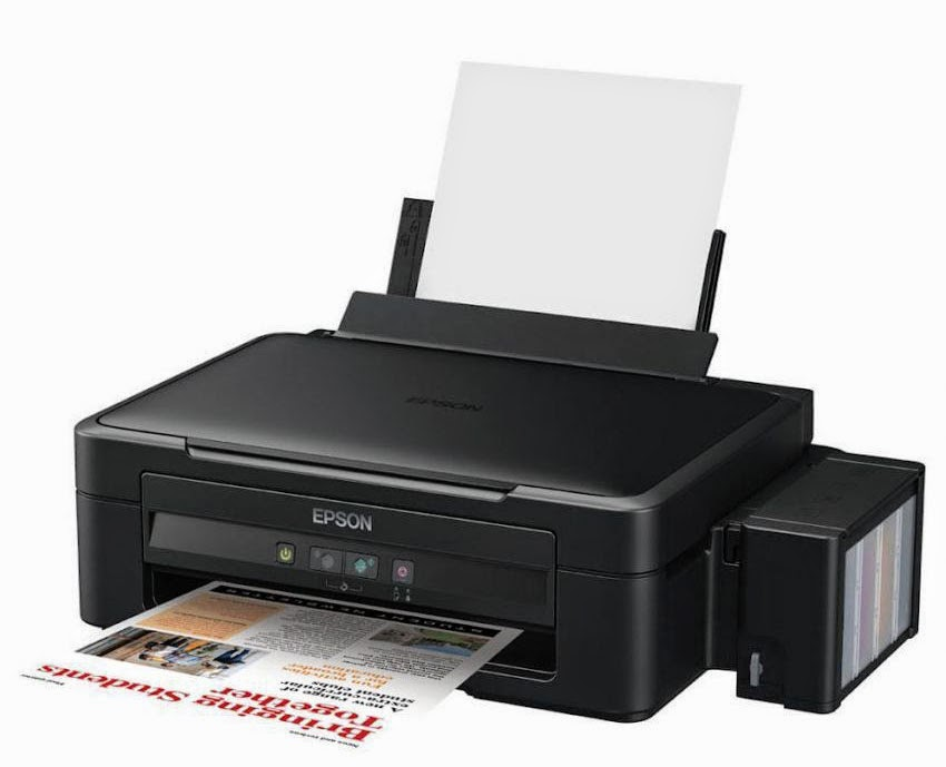 Spesifikasi Epson L210 - All In One