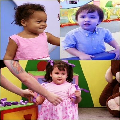 Half-Pinoy Babies Invade Bet On Your Baby (March 1)