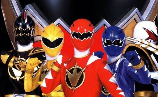 Seri lengkap semua power ranger dari masa ke masa jurnal alien bakuryuu sentai abaranger jpn power rangers dino thunder usa voltagebd Images