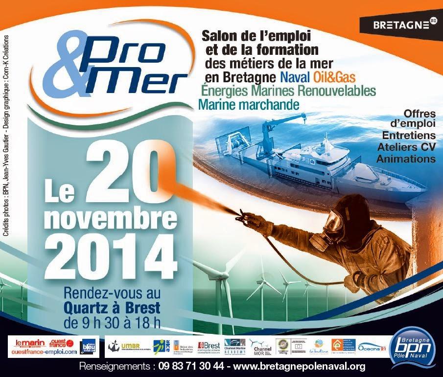 C'était le 20/11/2014 à Brest