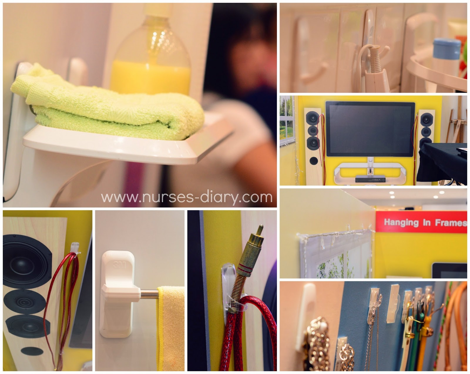 Get Hooked on DIY with 3M Philippines and Good Housekeeping