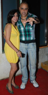 Baba and Anju Sehgal