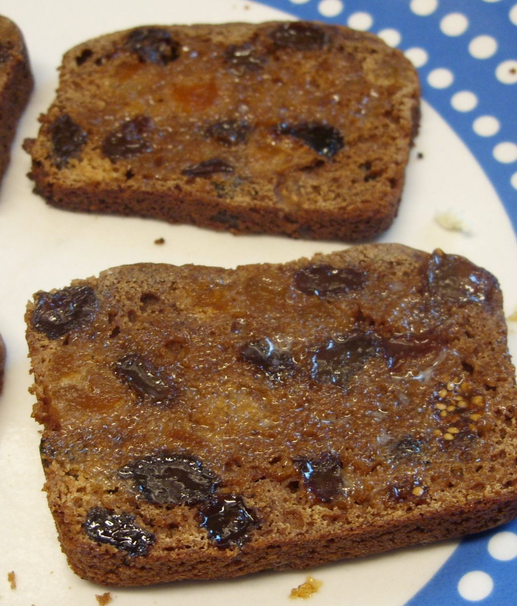 Eat The Blog: The Malt Loaf Experiment