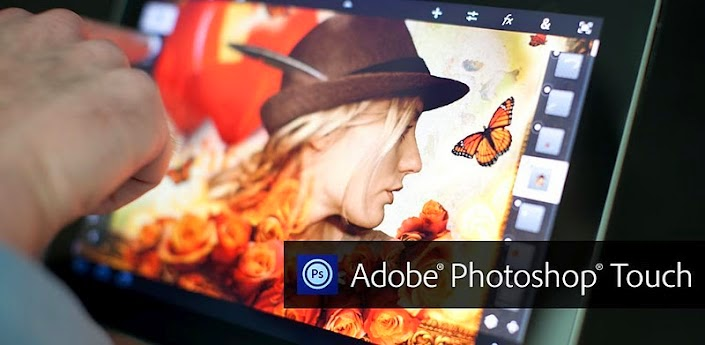 Adobe® Photoshop® Touch v1.6.1 APK