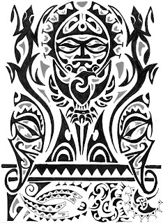 Moari Tatto on Blu Sky Tattoo Studio  Maori Significato 311