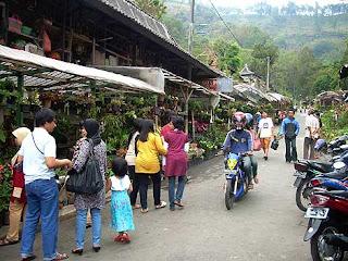 Pasar Wisata Songgoriti, Pusat Oleh-Oleh Terbesar Di Kota Wisata Batu