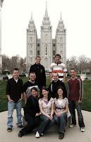 Utah Mission Team