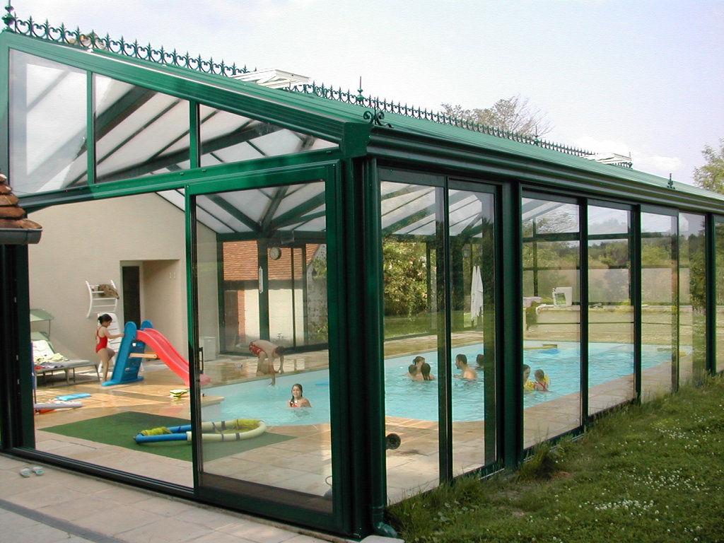 Complementos casa y jard n p rgolas para piscinas for Pergolas para piscinas