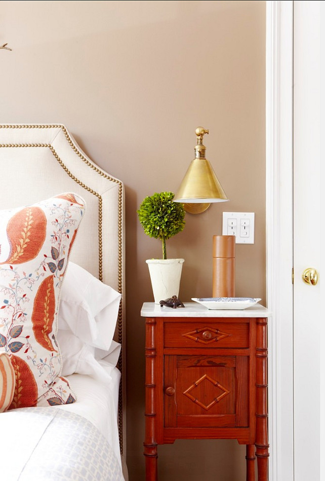 Nightstand decor ideas