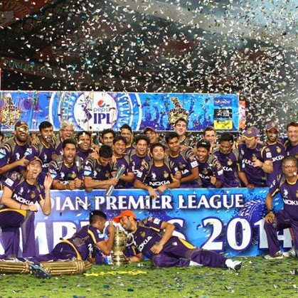 IPL: Winners Kolkata Knight Riders' grand felicitation at Eden Gardens says Sachin Karpe