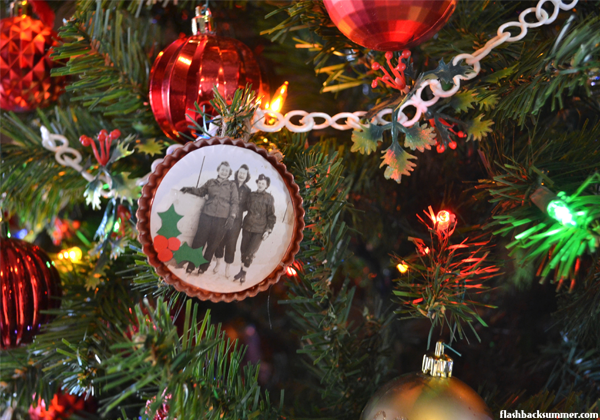 Flashback Summer: Vintage Christmas Decor