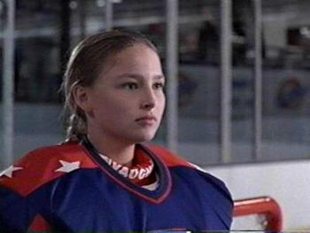 D3 The Mighty Ducks Charlie Girlfriend