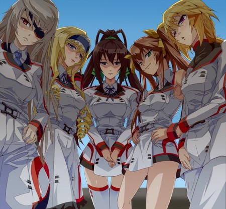 Infinite Stratos Related Keywords & Suggestions - Infinite Stratos ...