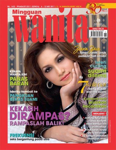 Mingguan Wanita 2011 - Ziana Zain