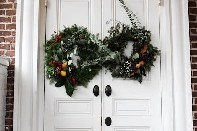 AnglesbyAngela Wreath my week in objects