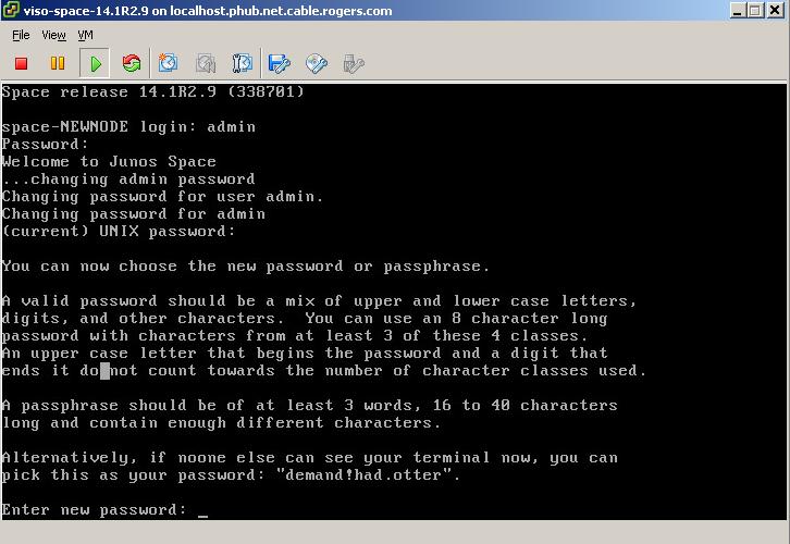Network Security Memo