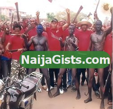cultists attacked churches in anambra state