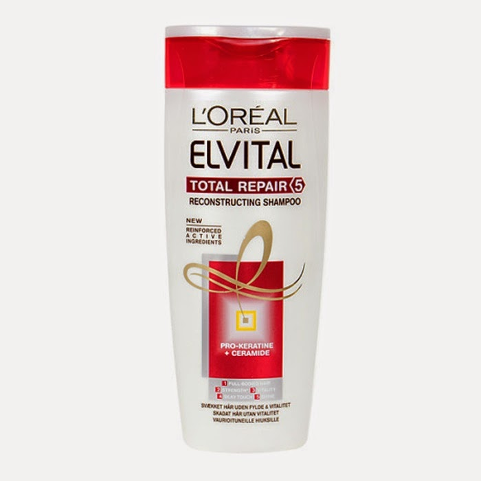 loreal elvital anti breakage inpackning