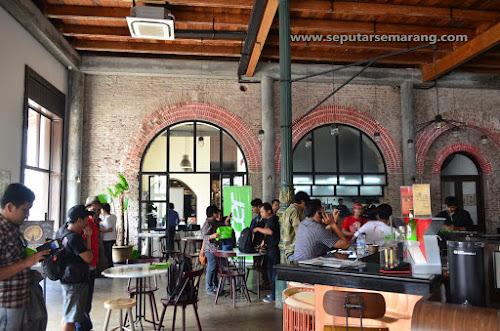 Spiegel Bar & Bistro – Kota Lama