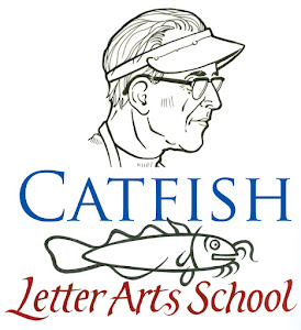 ANNOUNCING CATFISH Letter Arts School