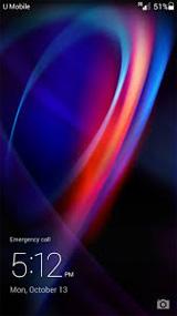 lLockscreen Magazine ColorOS 2.1 Oppo untuk Layar Ponsel Dinamis