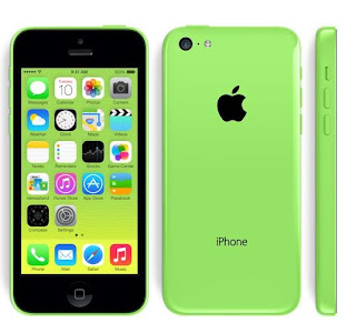 Review Spesifikasi Smartphone iPhone 5C