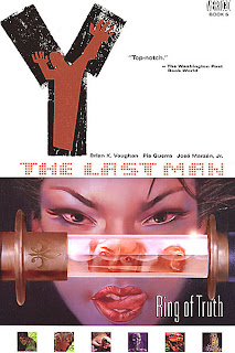 Y the last man Vol 5
