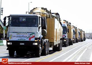Shahab-3 missiles
