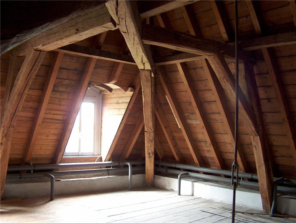 Esterretjes zolder droom - Een kamer op de zolder voorzien ...