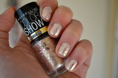 Maybelline Color Show Brocades in Knitted Gold