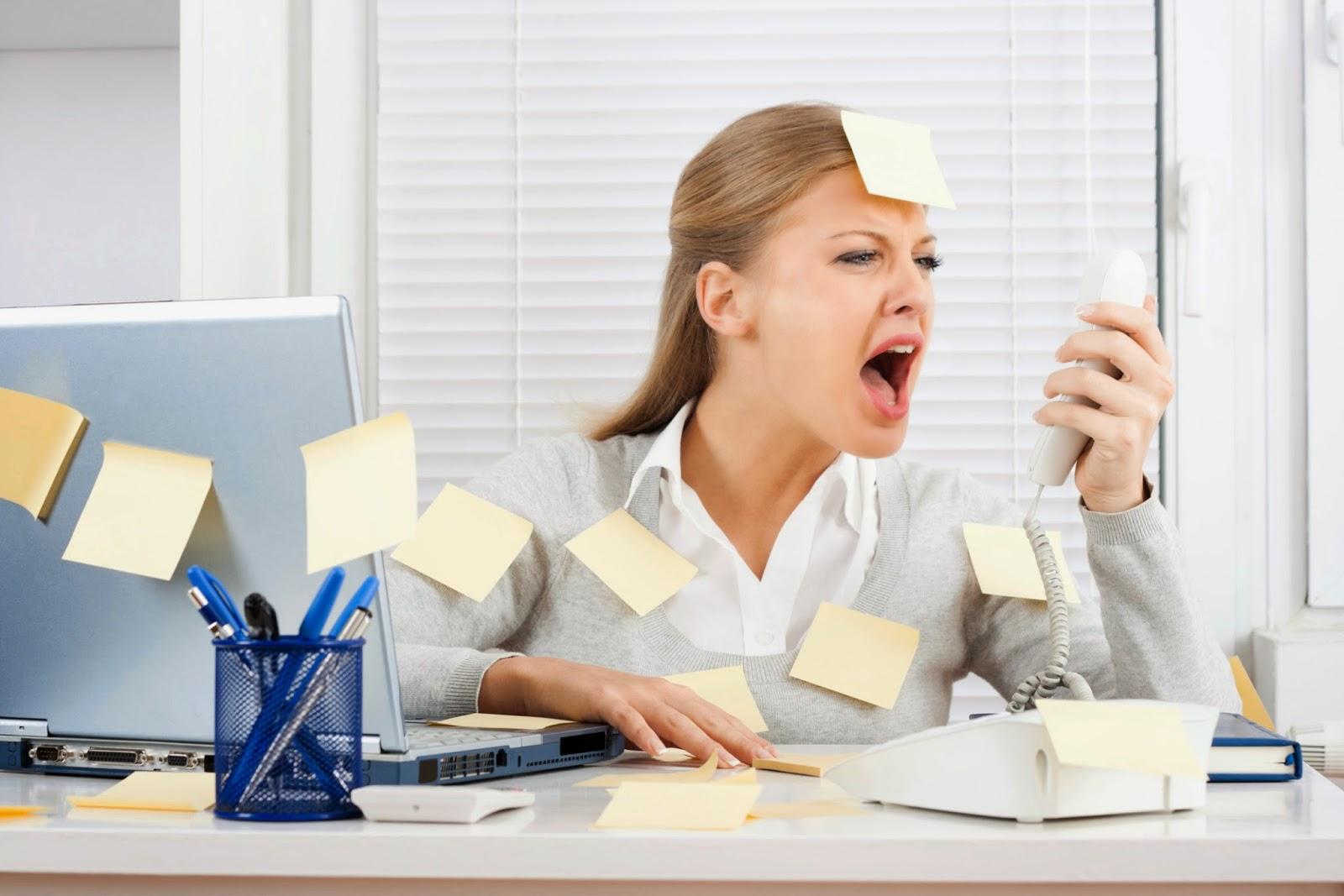 Gestão do Stress no Ambiente de trabalho