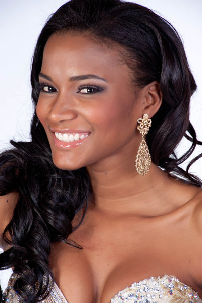 model Leila Lopes