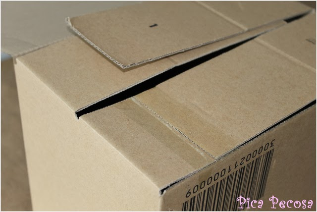 C mo tener almacenaje gratuito con ikea pica pecosa for Cajas carton almacenaje
