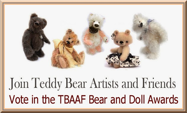 Teddy Bear Artist and Friends