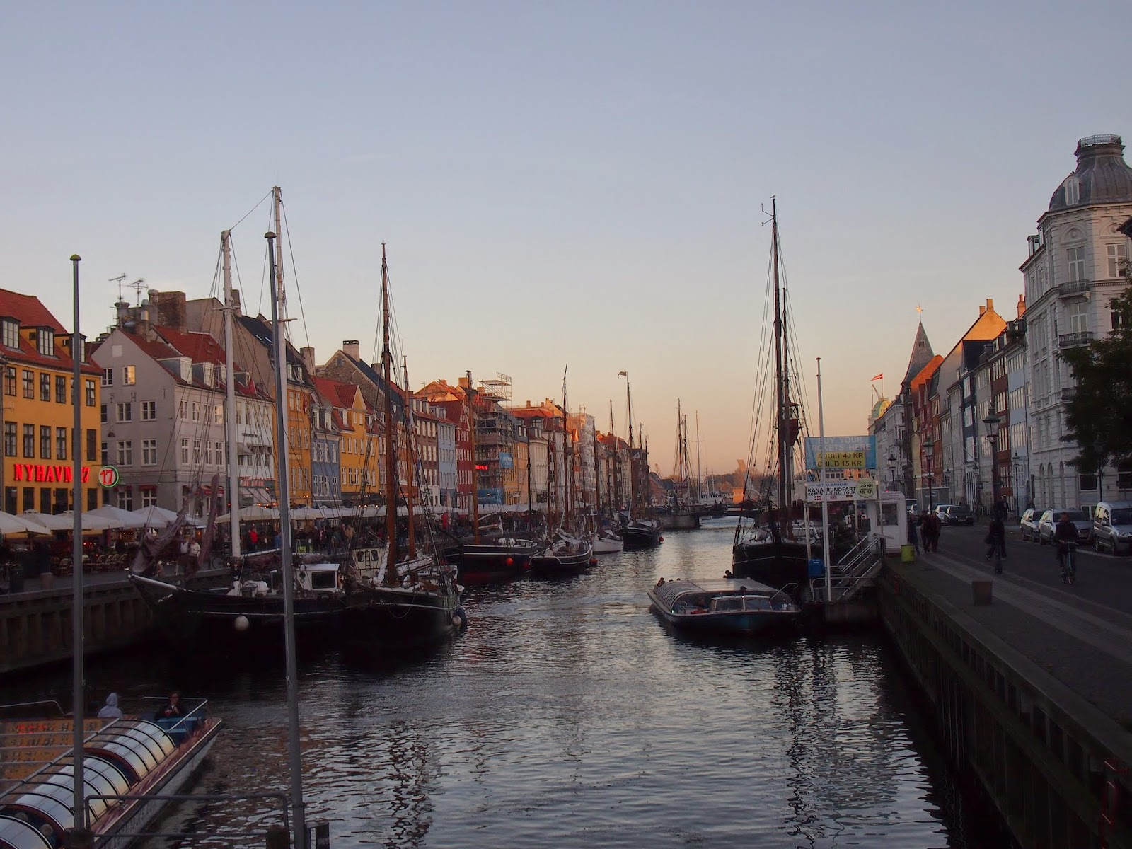 Nyhavn and the canals