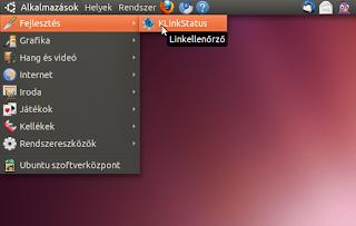 KLinkStatus Ubuntu Linuxon