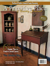 ~A Primitive Place &amp; Country Journal magazine~