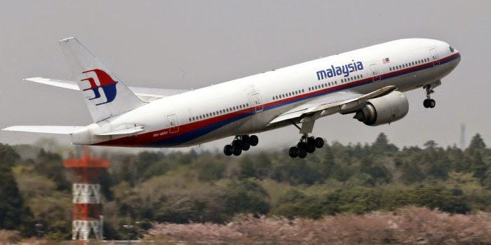 mh370 dibajak