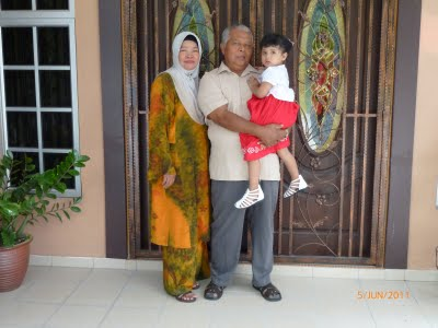 Mak &amp; Abah