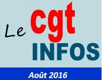 CGT Infos plateforme
