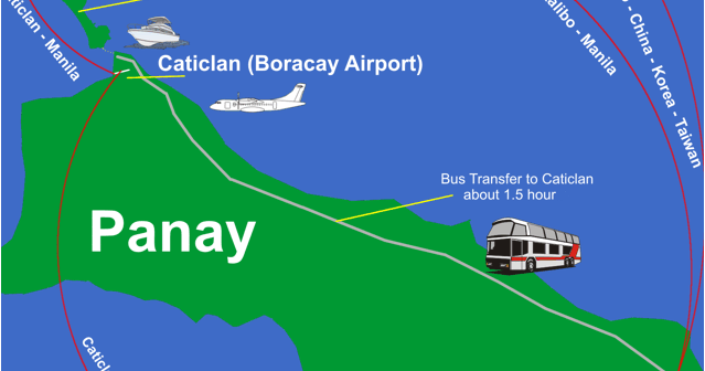 how to get to boracay from kalibo