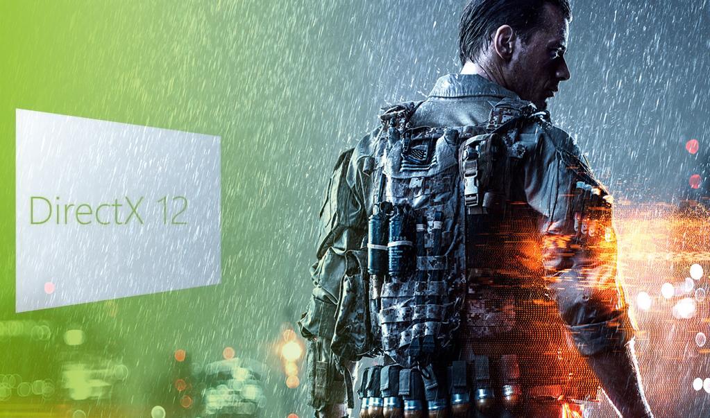 Battlefield 4 e Battlefield Hardline não receberão suporte para DirectX 12