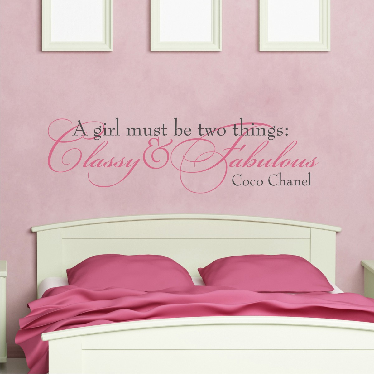 Quotes For Teenagers Room Girls  Room Wall Quote  8
