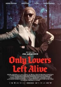 Only Lovers Left Alive La Película