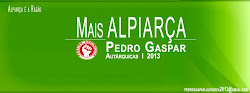 PÁGINA(Facebook) DO CANDIDATO PEDRO GASPAR (PS)