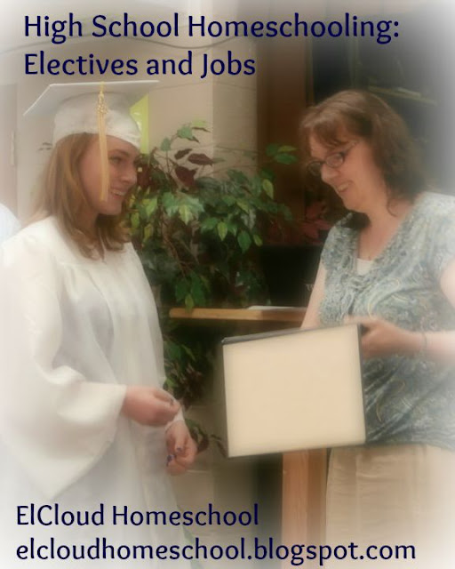 High School Homeschool Electives and Jobs - ElCloud Homeschool Blog