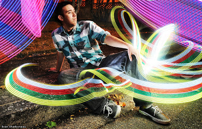 Light Painting 1