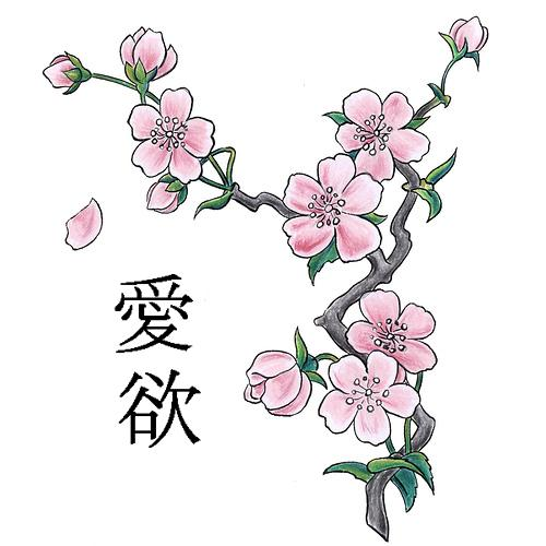 The Sexy Cherry Blossom Tree Tattoos For Women Best Tattoo Pictures